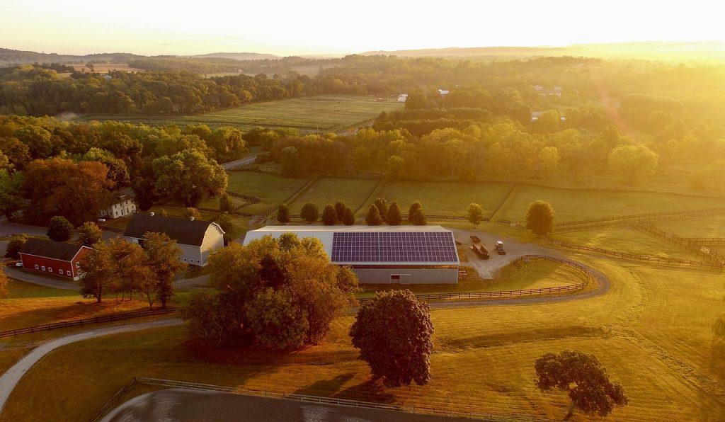 Agrivoltaika